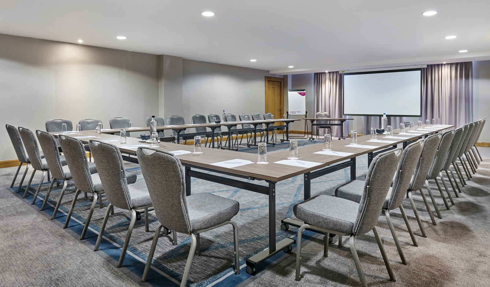 Meeting room at The Great Oak Conference Centre