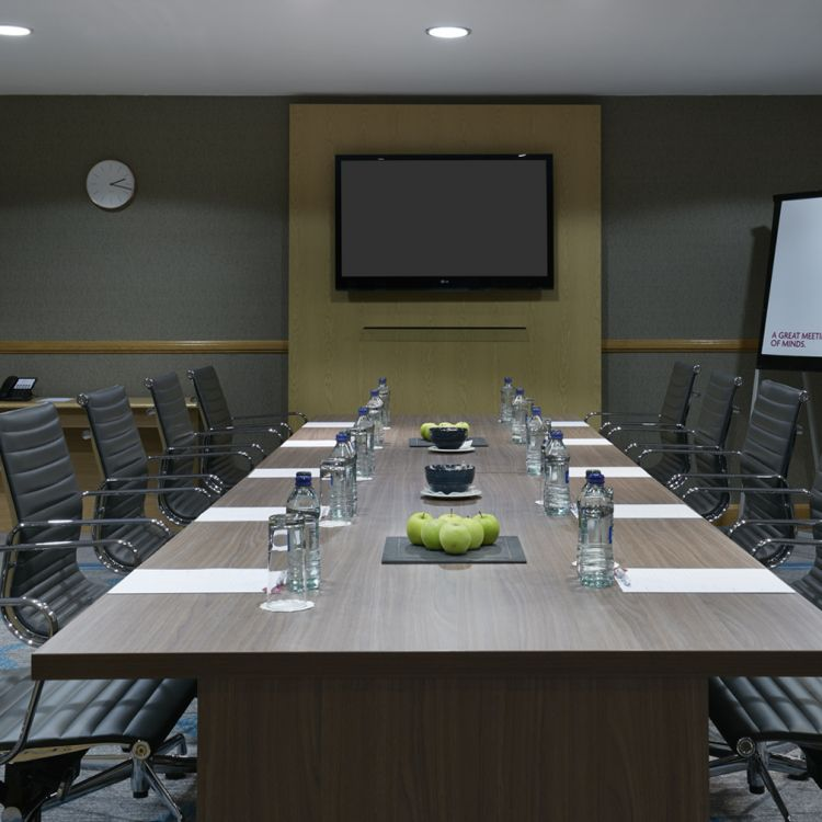 The Boardroom at Great Oak Conference Centre