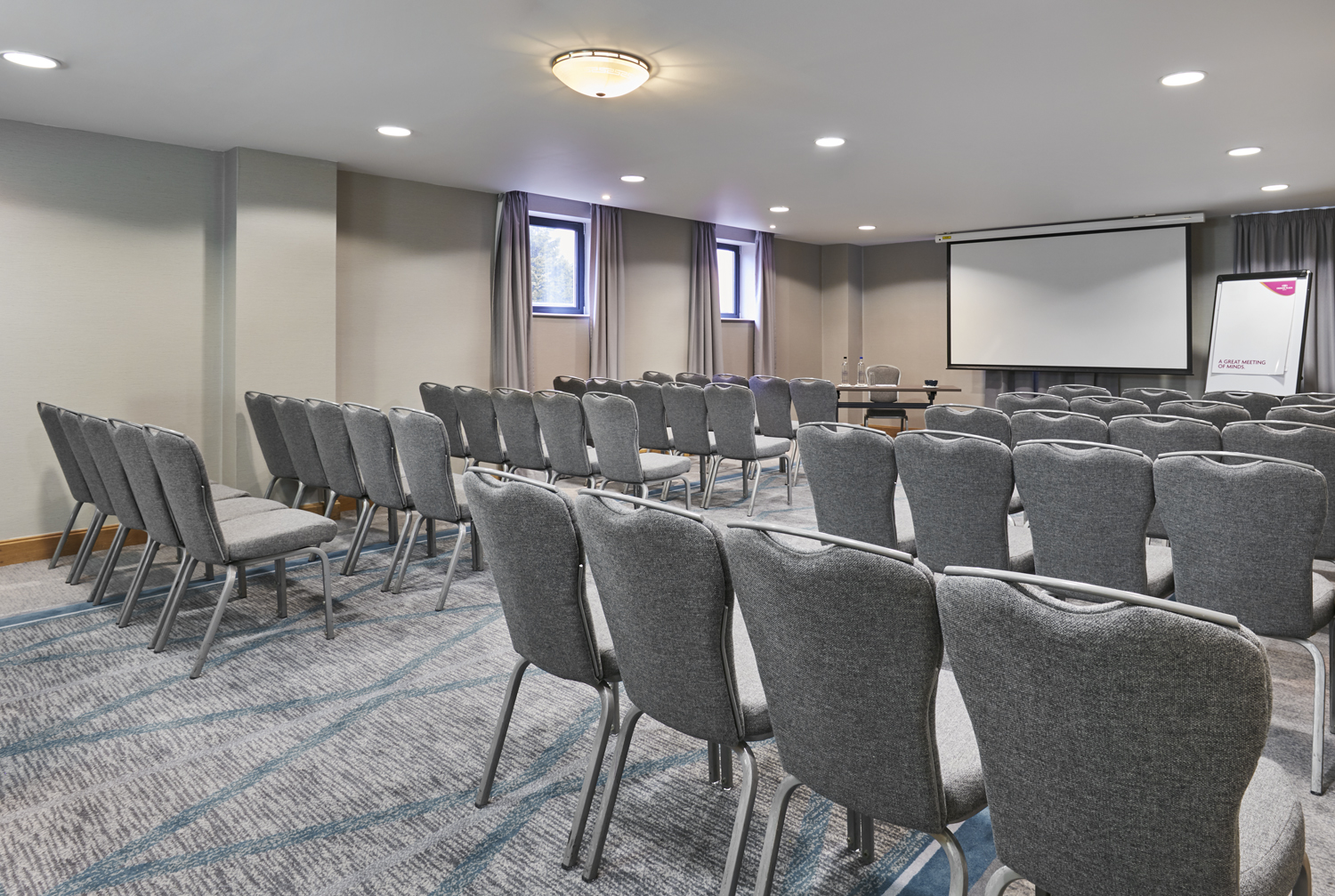 The Cottonwood meeting room in the Great Oak conference Centre Belfast