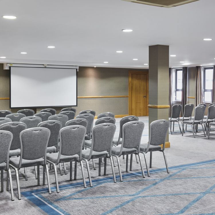 The Madrona meeting room in the Great Oak conference centre Belfast