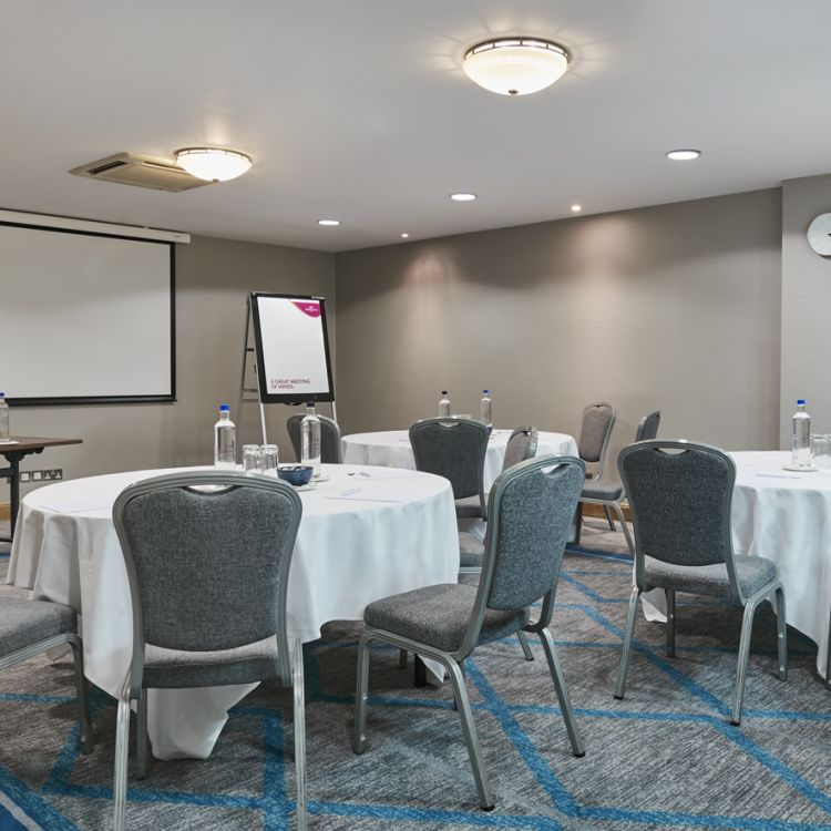 The Balsam meeting room in The Great Oak Conference Centre Belfast