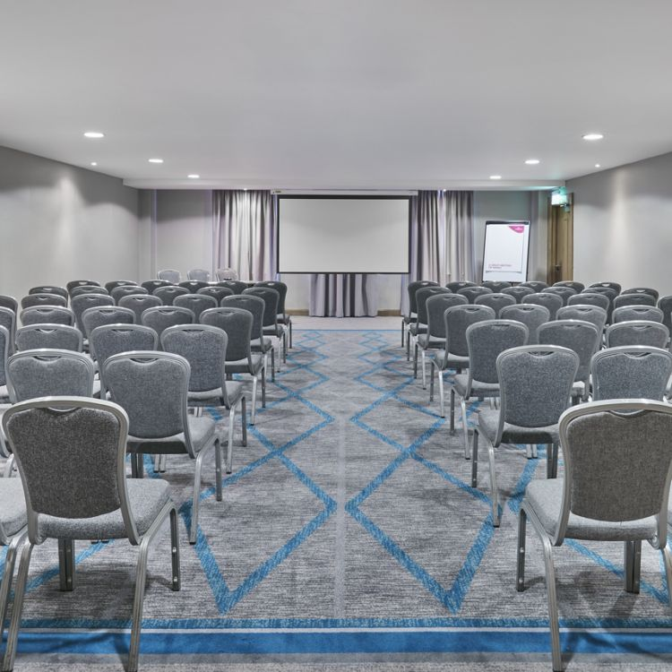 The Birch meeting room in the Great Oak Conference Centre Belfast