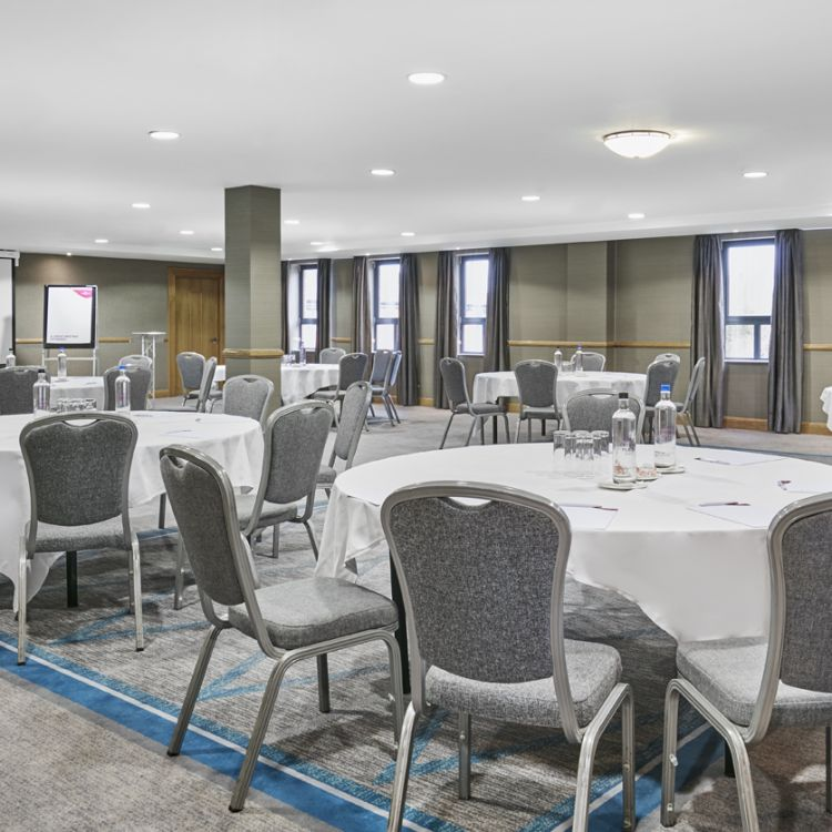 The Madrona Suite in the Great Oak Conference Centre Belfast