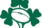 Irish rugby logo